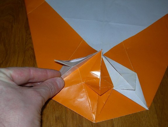 Origami Scarafaggio dalle antenne lunghe - Origami Beetle Longhorn
